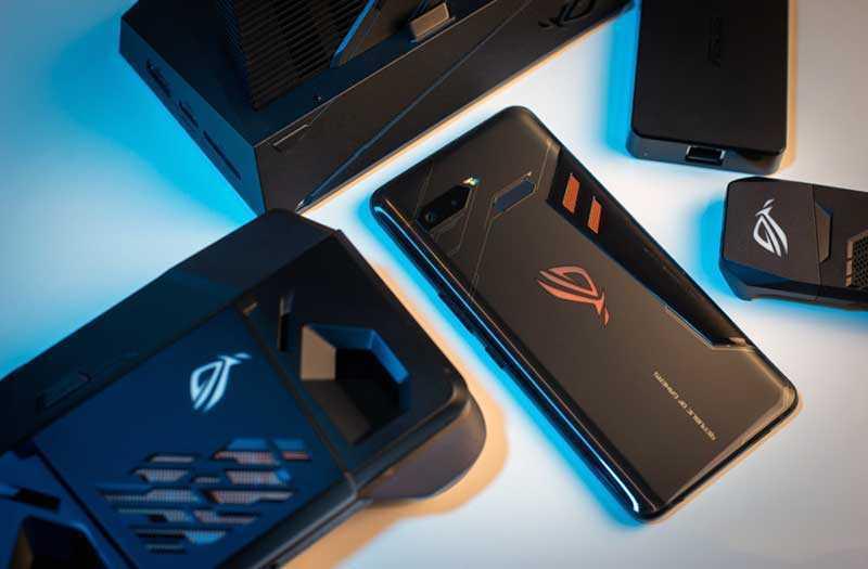 Asus ROG Phone из коробки