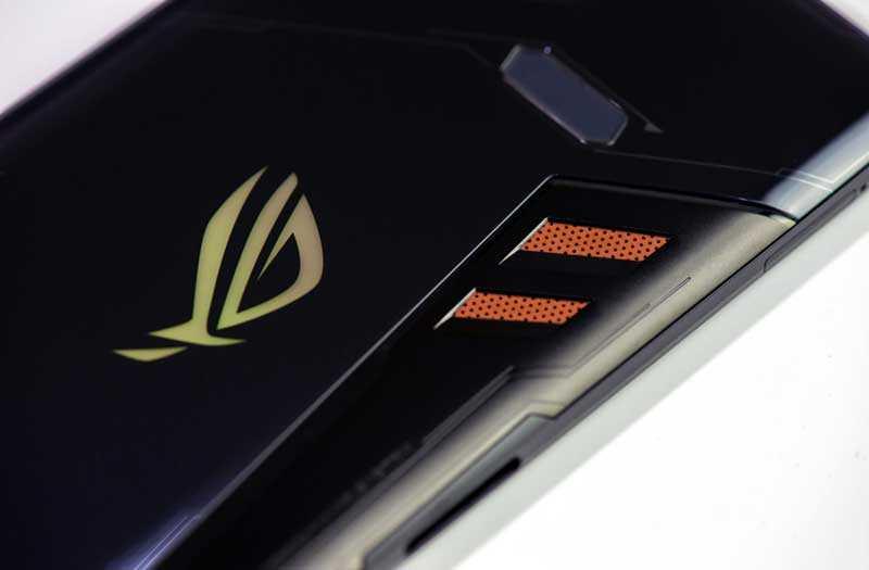 Asus ROG Phone охлаждение