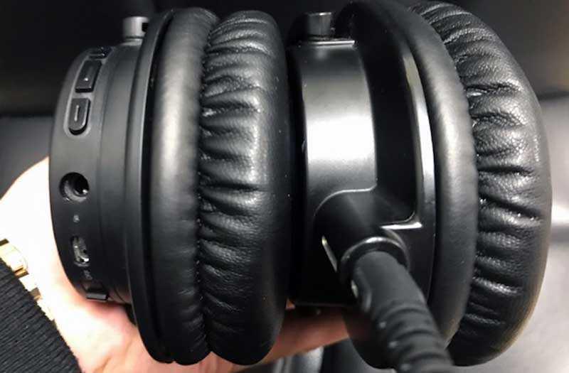 Audio-Technica ATH-M50xBT подключение