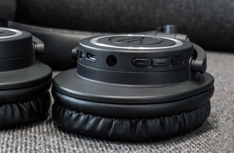 Audio-Technica ATH-M50xBT автономность