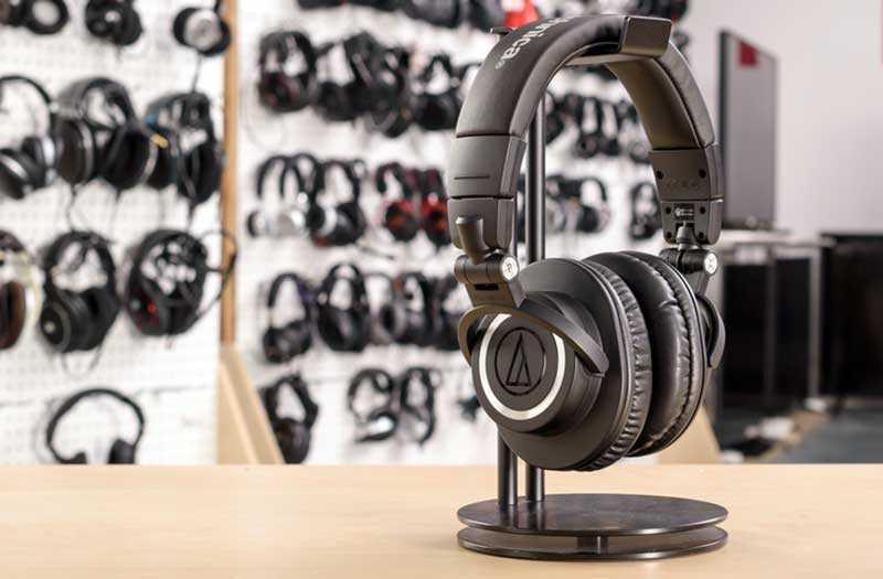 Характеристики Audio-Technica ATH-M50xBT