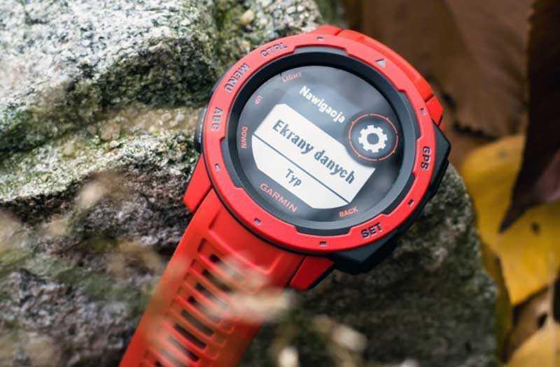 Обзор Garmin Instinct спортивных часов с инстинктом — Отзывы TehnObzor