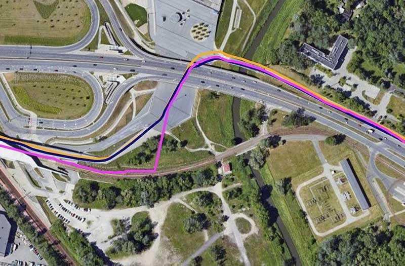 Garmin Instinct точность GPS