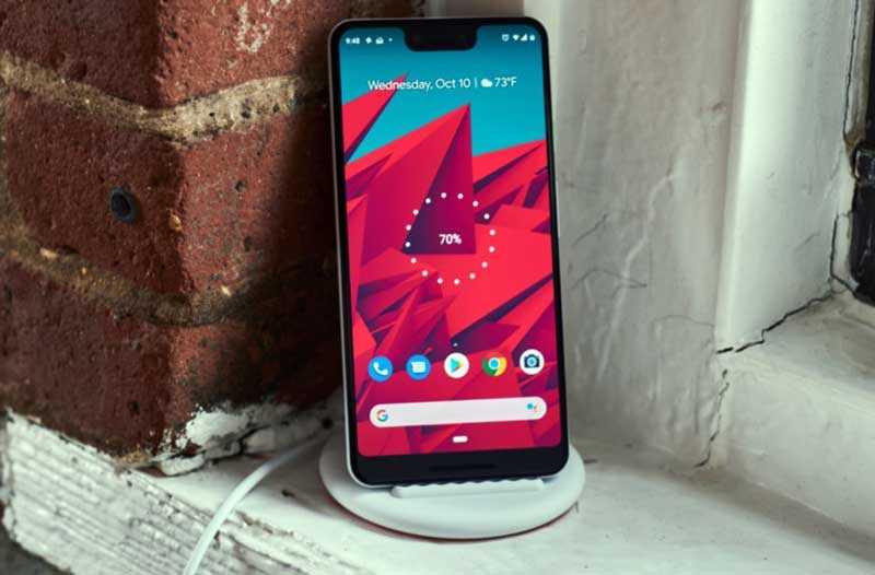 Обзор Google Pixel Stand