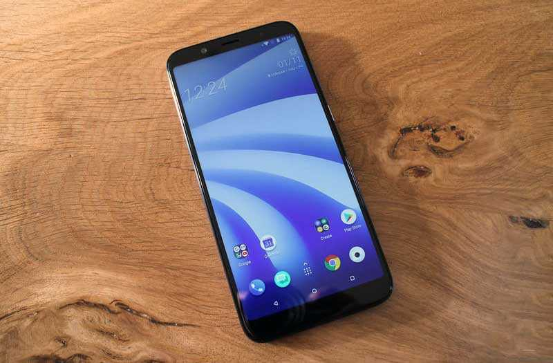 Тест HTC U12 Life