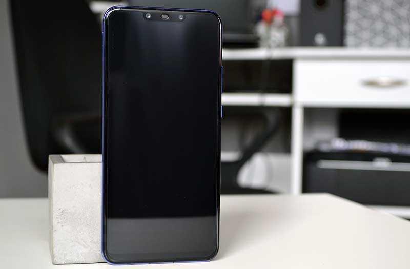 Huawei Nova 3 дизайн