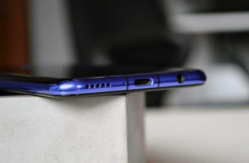 Huawei Nova 3 звук
