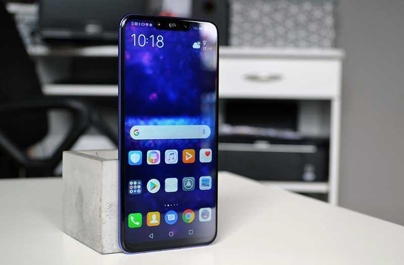 Экран Huawei Nova 3