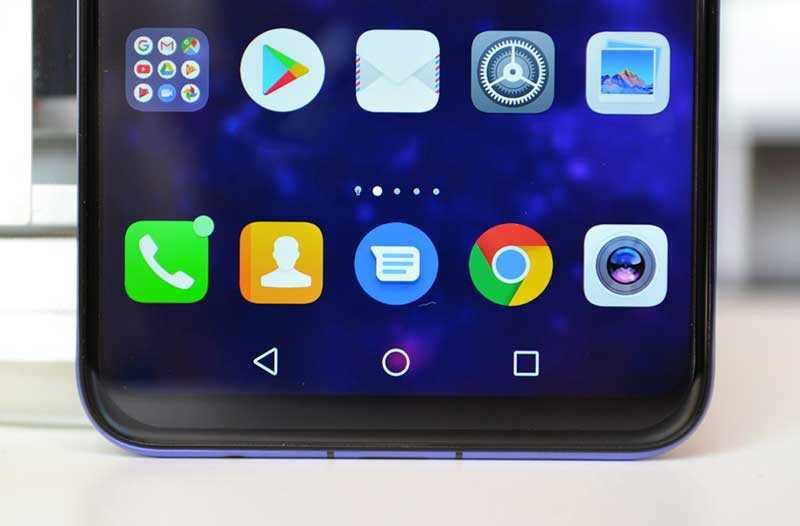 ПО и ОС Huawei Nova 3