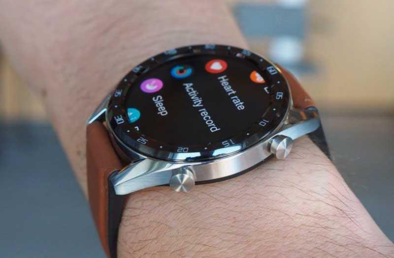 ПО в Huawei Watch GT