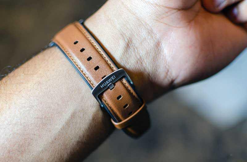Huawei Watch GT ремешок и застёжка