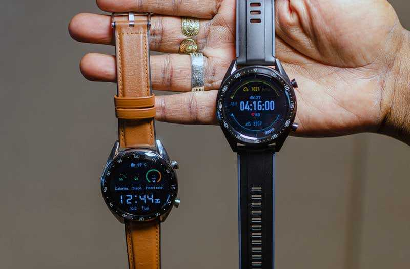 Huawei Watch GT обзор