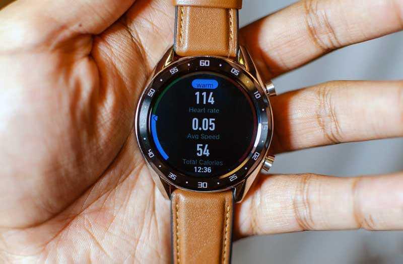 Умные чаы Huawei Watch GT