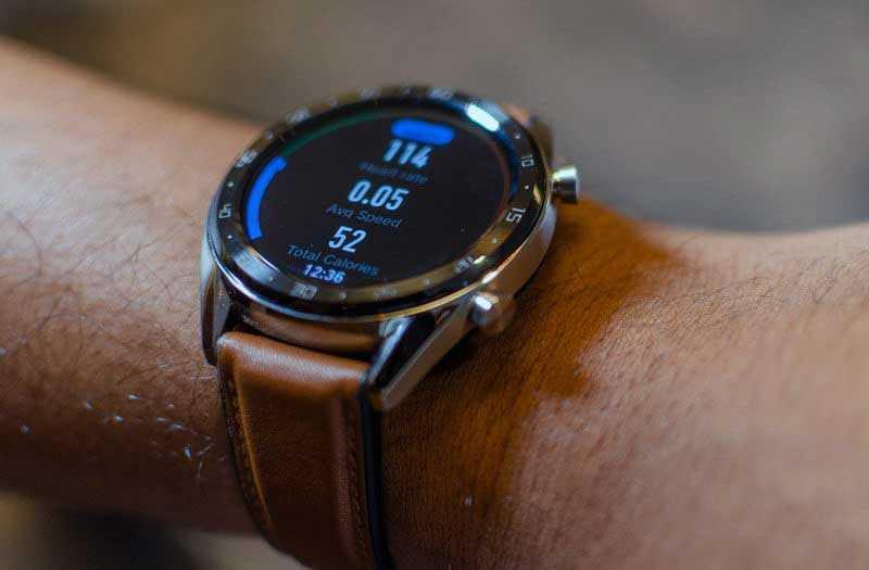 Huawei Watch GT фитнес-функции
