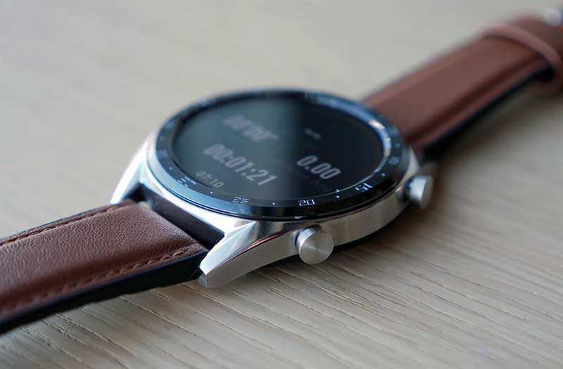 Huawei Watch GT дизайн
