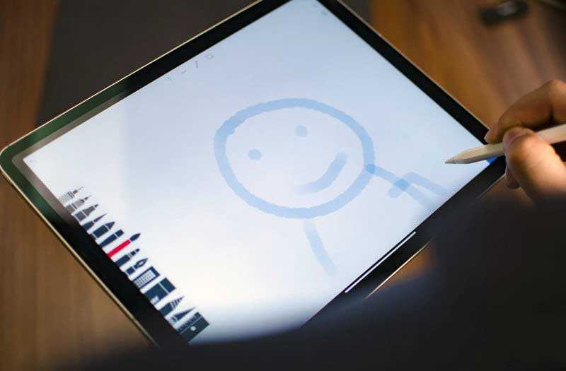 Перо Apple iPad Pro (2018)