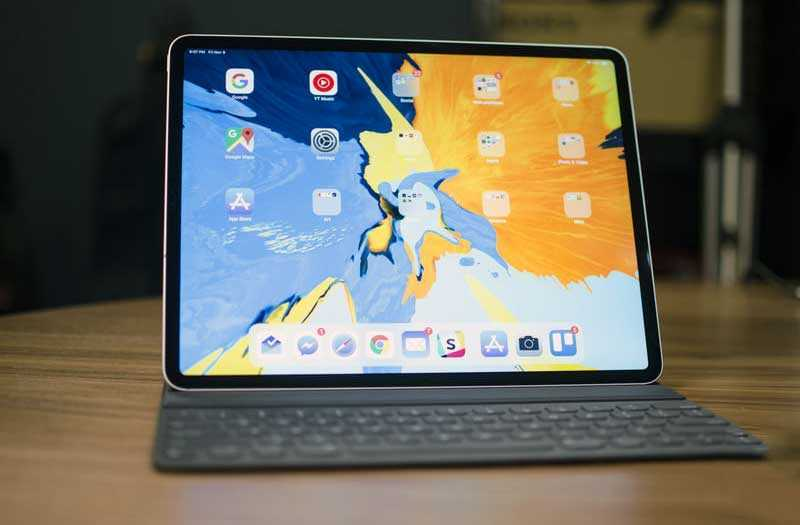Apple iPad Pro 2018 обзор