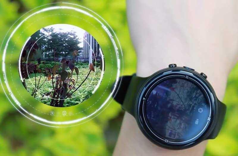 IQI I8 камера