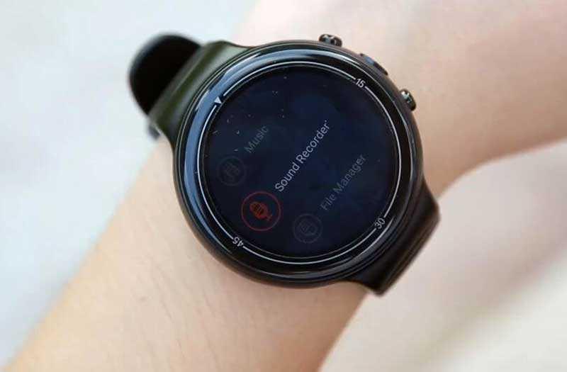 Обзор IQI I8: умные смарт-часы на Android 7.0