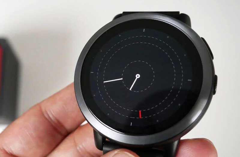 Часы LEMFO LEM 8