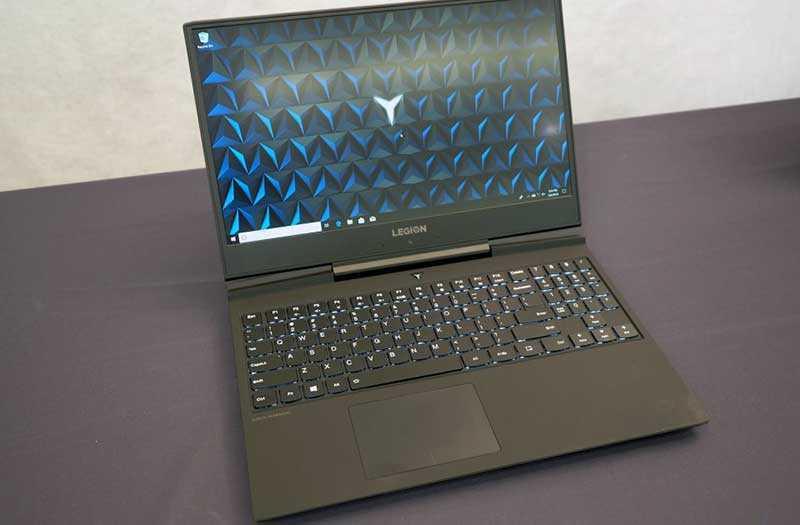 Обзор Lenovo Legion Y7000