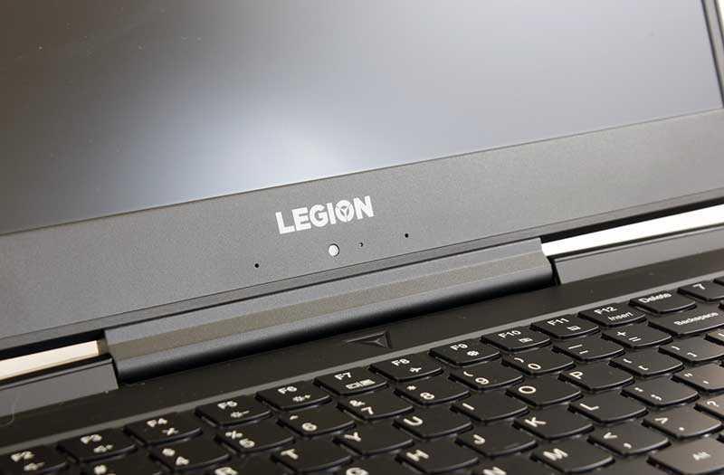 Lenovo Legion Y7000 клавиатура