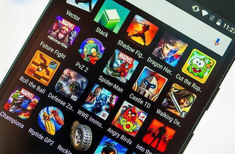 Подборка Android-игр 2018