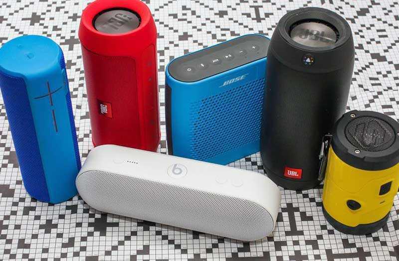 Лучшие Bluetooth-колонки 2018 года — Подборка TehnObzor