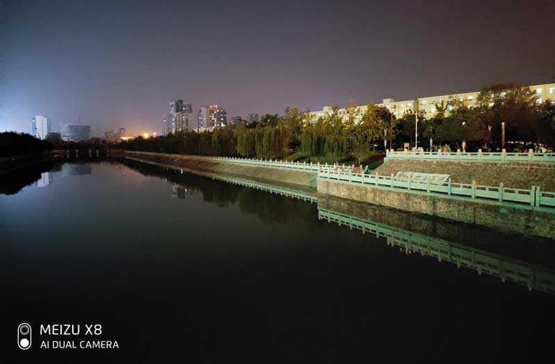 Meizu X8 фото
