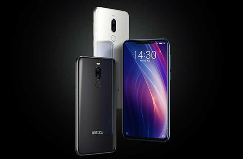 Meizu X8 отзывы