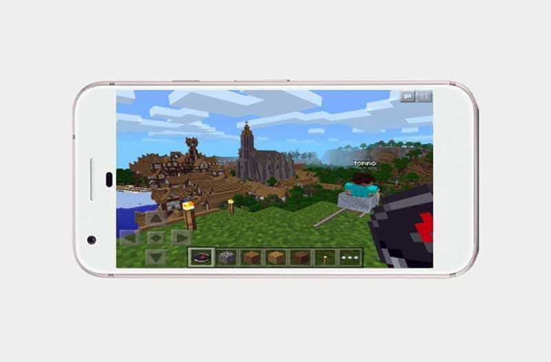 MINECRAFT — POCKET EDITION
