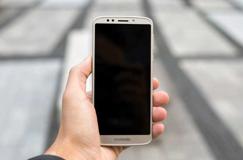 Обзор Motorola Moto E5