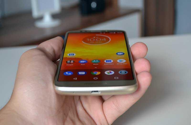 Motorola Moto E5 производительность