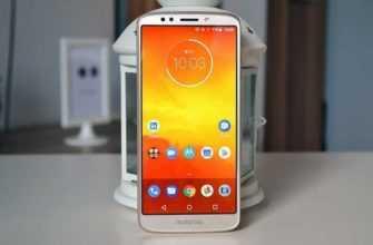 Обзор Motorola Moto E5 бюджетного интересного смартфона — Отзывы TehnObzor