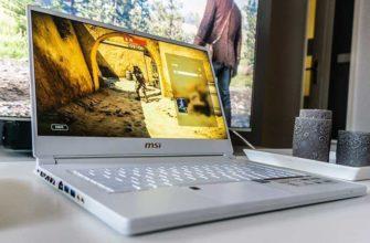 Обзор MSI P65 Creator лучшего игрового ноутбука — Отзывы TehnObzor