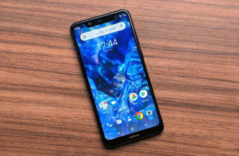 Nokia 5.1 Plus отзывы