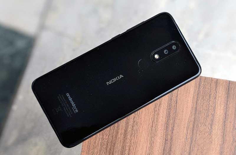 Характеристики Nokia 5.1 Plus