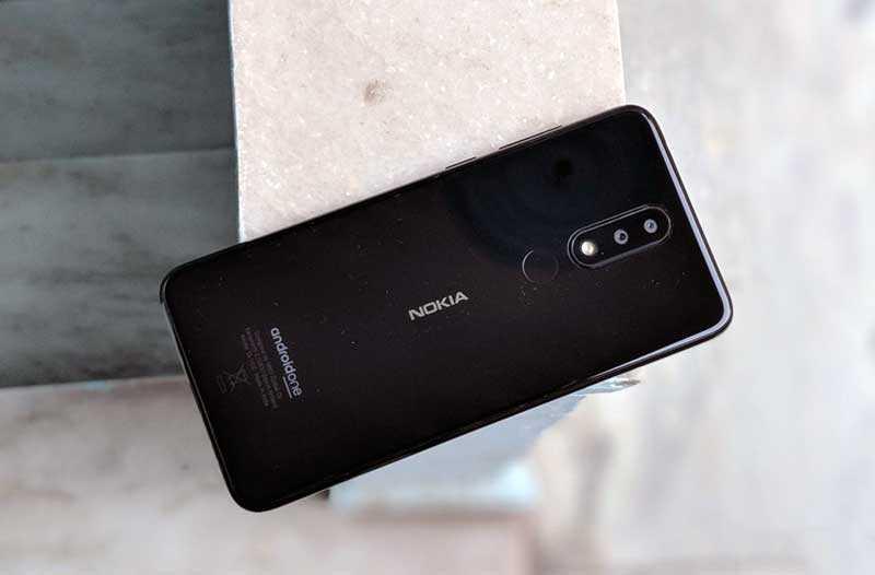 Телефон Nokia 5.1 Plus