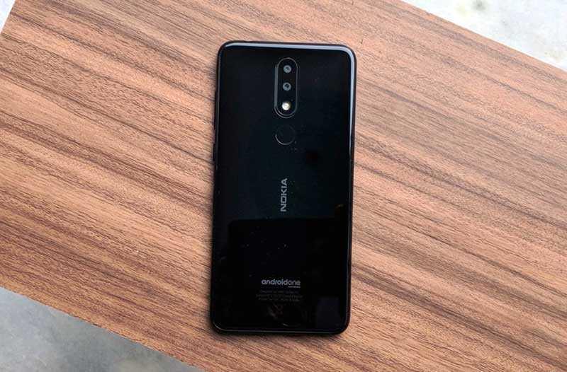 Nokia 5.1 Plus автономность батареи