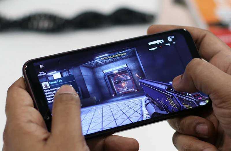 Nokia 8.1 производительность