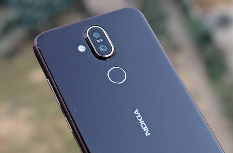 Nokia 8.1 камеры