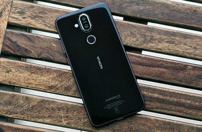 Характеристики Nokia 8.1