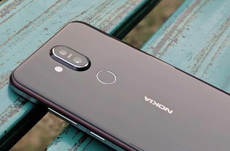 Nokia 8.1 особенности