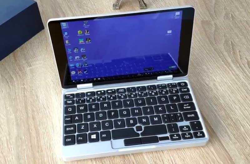 Обзор One Mix 2S Yoga карманного ноутбука — Отзывы TehnObzor
