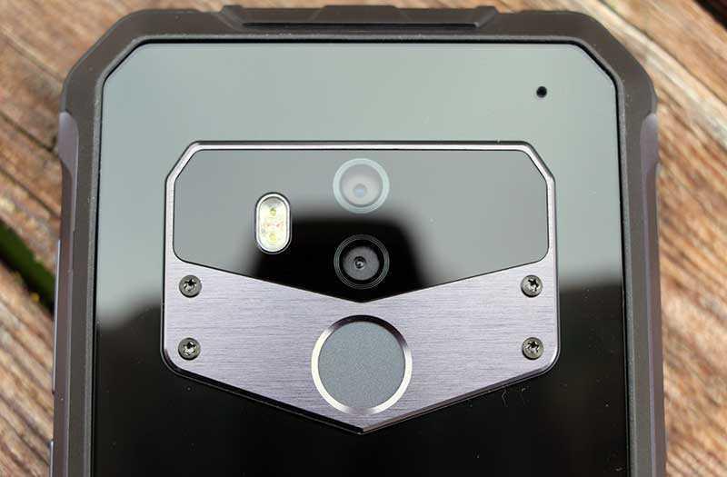 OUKITEL WP1 основные камеры
