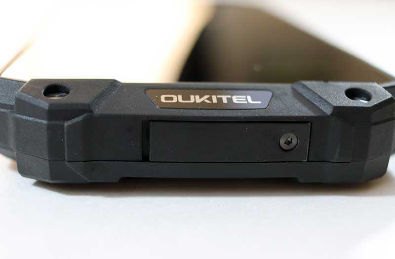 Oukitel WP2 внешний вид
