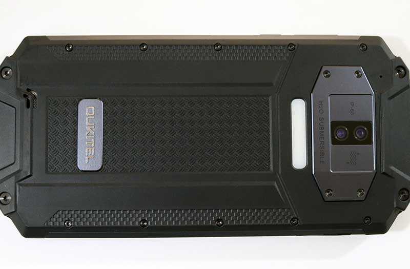 Камеры Oukitel WP2
