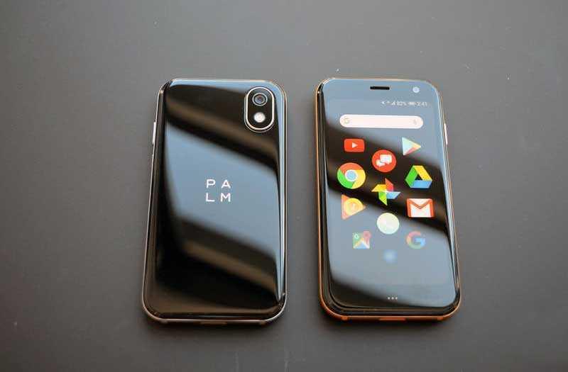 Обзор телефона Palm Phone 2018