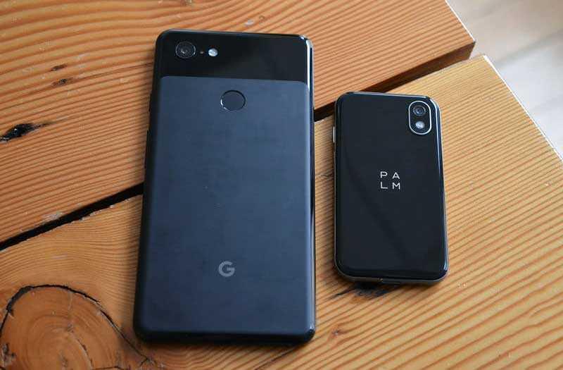 Palm Phone 2018 камеры