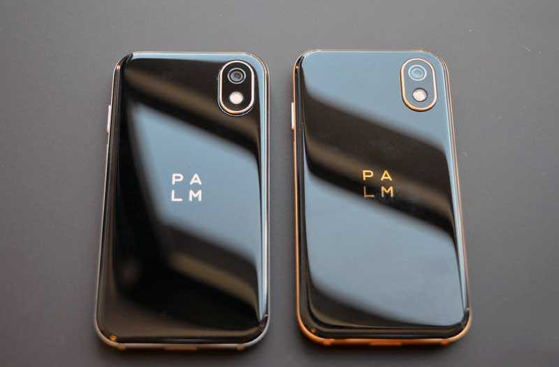 Palm Phone 2018 отзывы